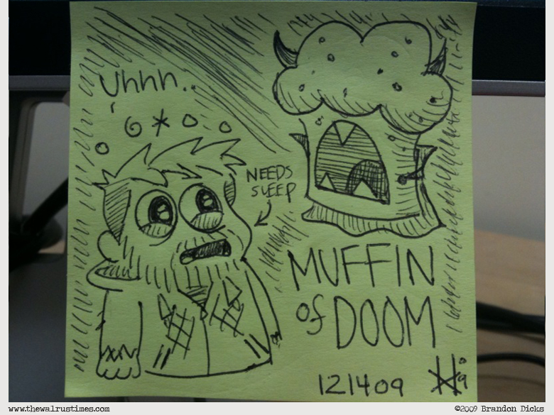 The Doom Muffin