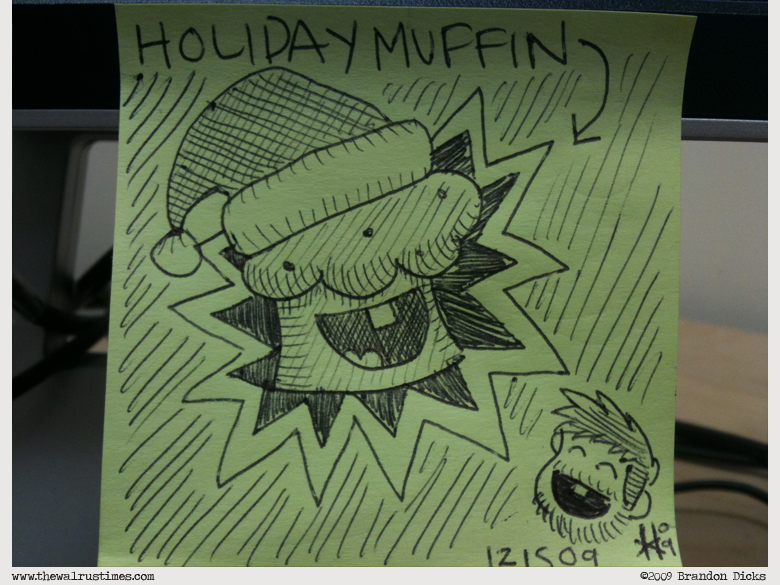 Holiday Muffin Time