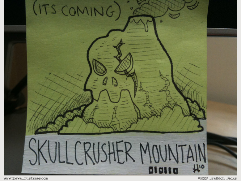 Skullcrusher Mountain