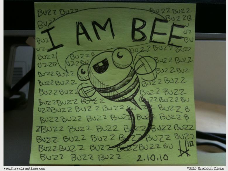 I AM BEE