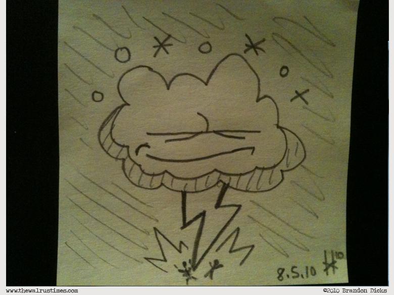 Drunken Thunderstorm