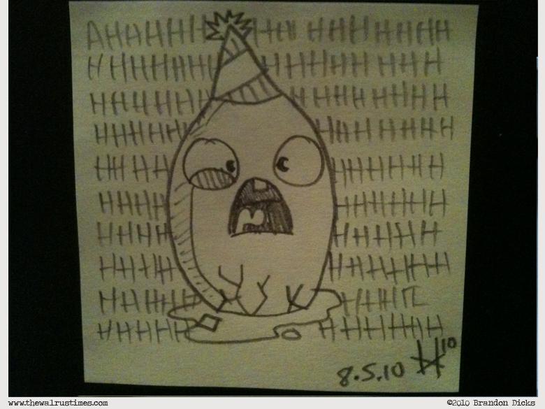 The Egg That Cried AHHHHHHHHHHH